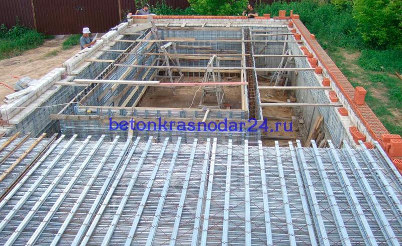 Куплю бетон краснодарского края смесь бетонная бсм