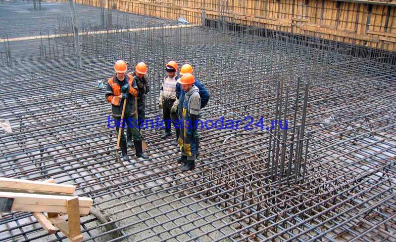 Купить строительный бетон краснодар заказ бетона в выборге